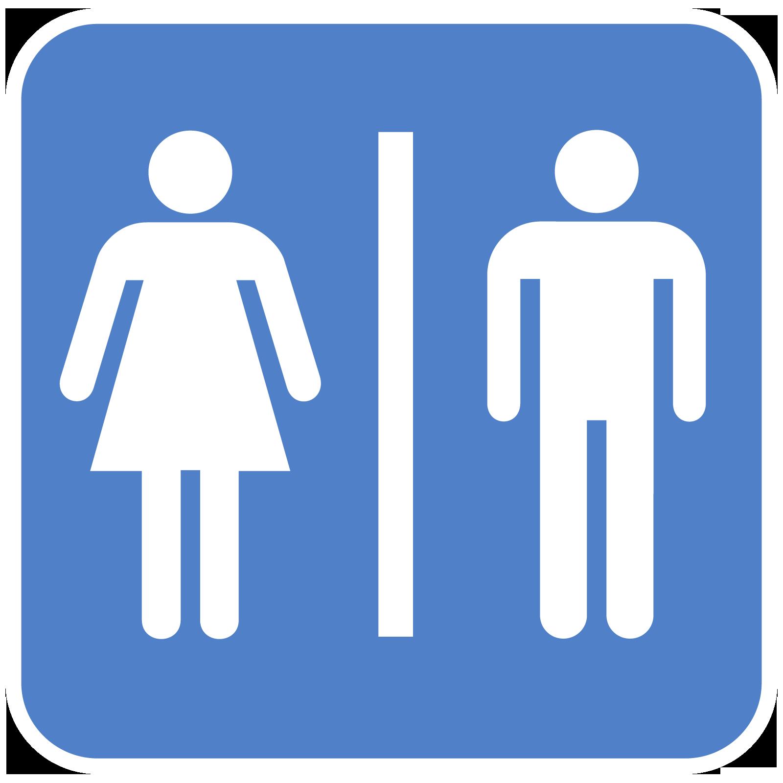 Señaletica baños png » PNG Image.