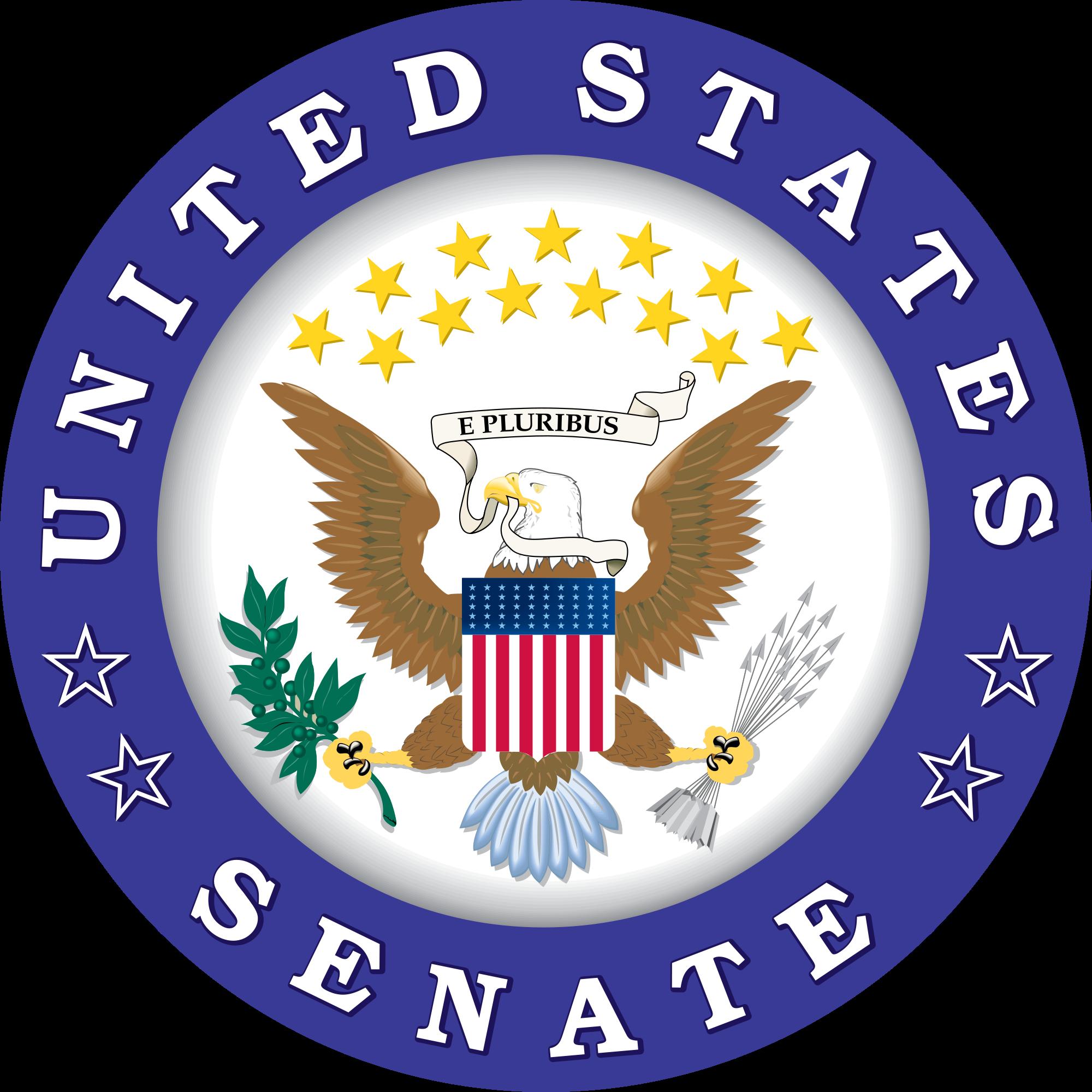 US Senate Logo.