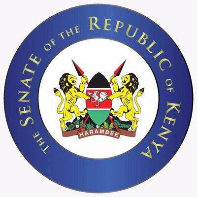 Senate of Kenya (@Senate_KE).