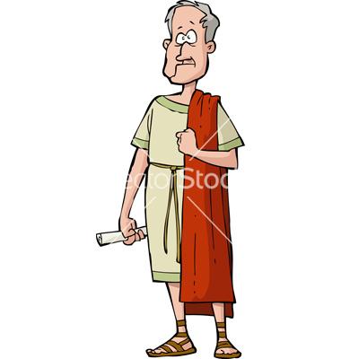 Roman senate clipart.