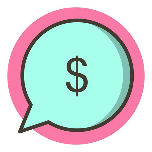Send Money Icon Design.