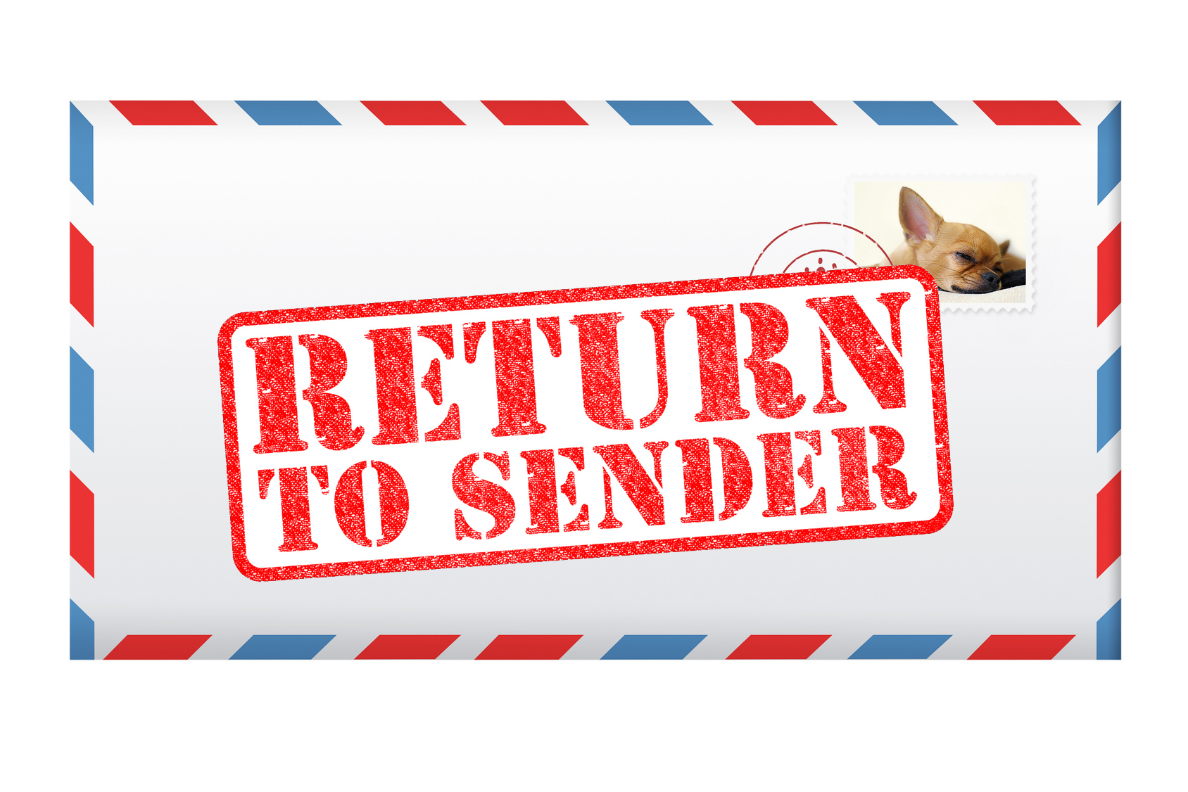 Return To Sender Clipart.