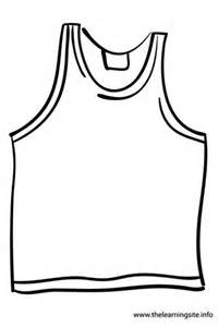 Undershirt Clipart Black And White.