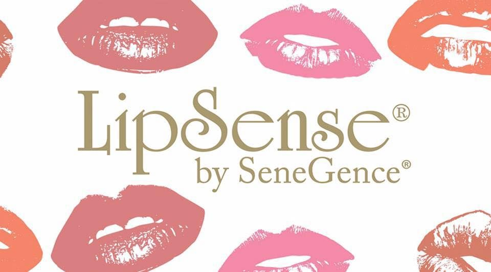 I will have tons of LIpSense products to show you on Sunday.