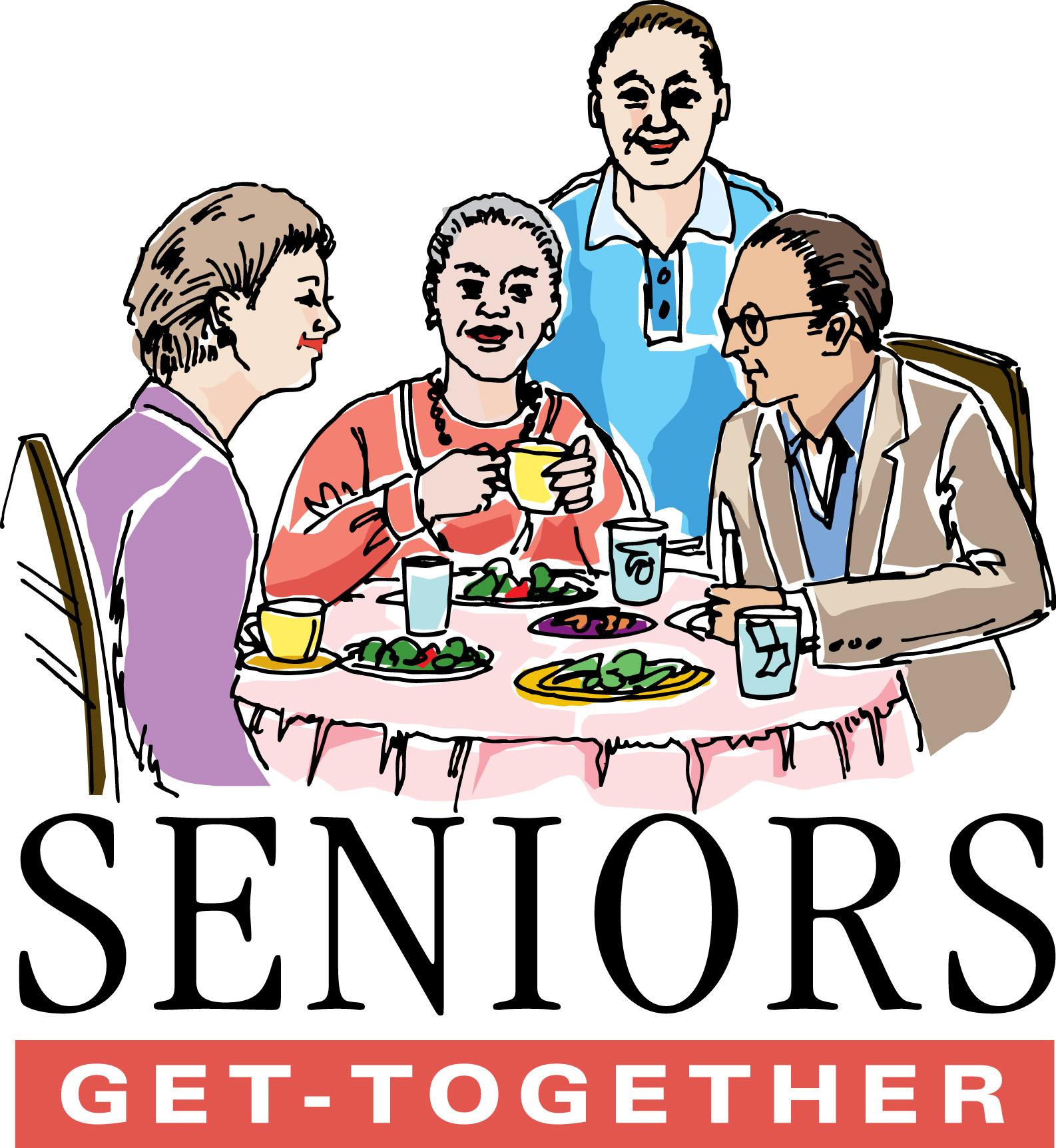 Senior Citizen Clip Art.