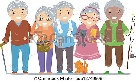 Senior Illustrations and Clipart. 14,782 Senior royalty free.