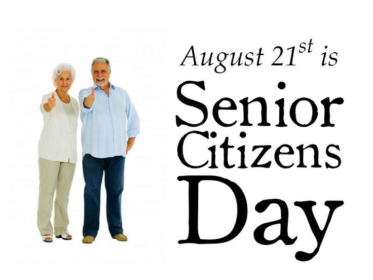 Senior Citizens Clipart Free.