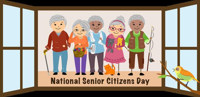 Show Your Appreciation Of Our Senior Citizens.