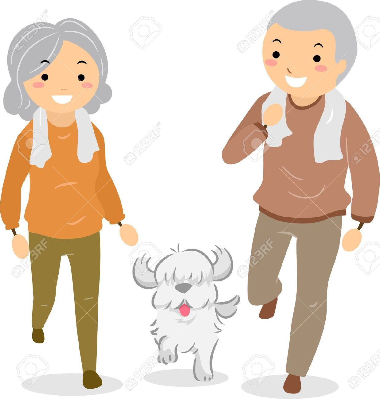 Showing post & media for Seniors walking cartoons.