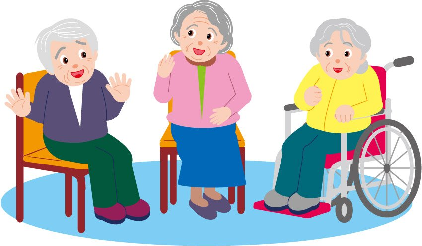 Free Elderly Exercising Cliparts, Download Free Clip Art.