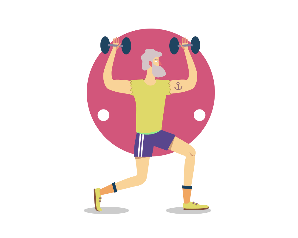 Senior exercise clip art clipart images gallery for free.