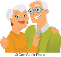 Elderly Illustrations and Clip Art. 9,811 Elderly royalty free.