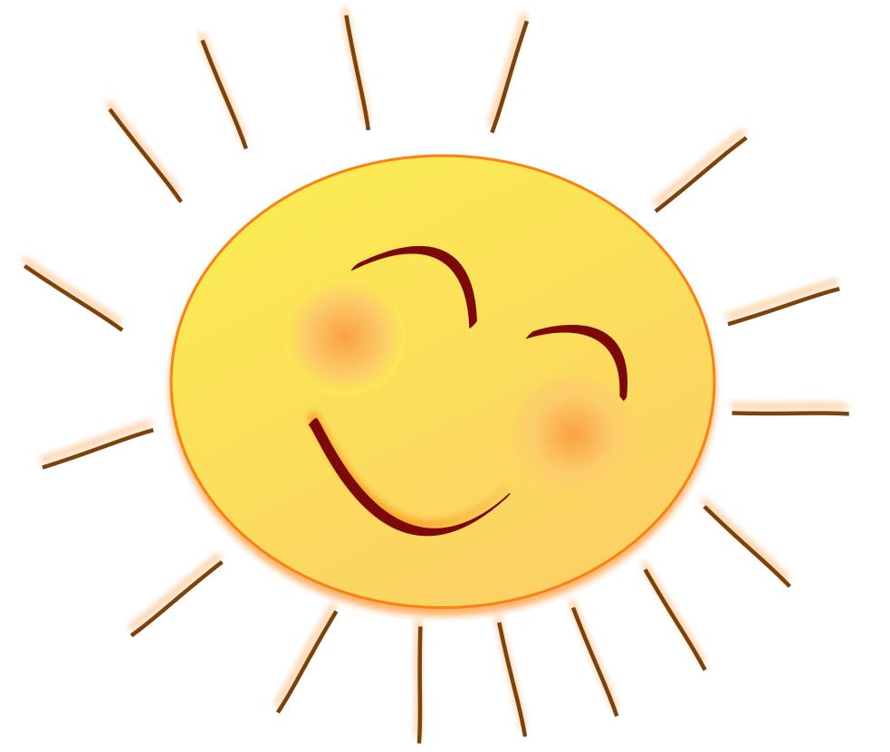 Sunny Clipart.