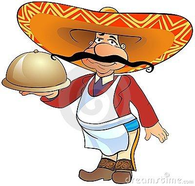 Mexican Cartoon Clipart.