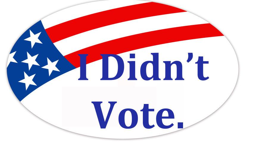 Ignorance, Apathy, and Your False Sense of Civic Duty.