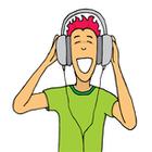 Clip Art Sense Of Hearing Clipart #1, Hearing Free Clipart.