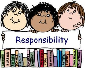 Clipart of responsibility.