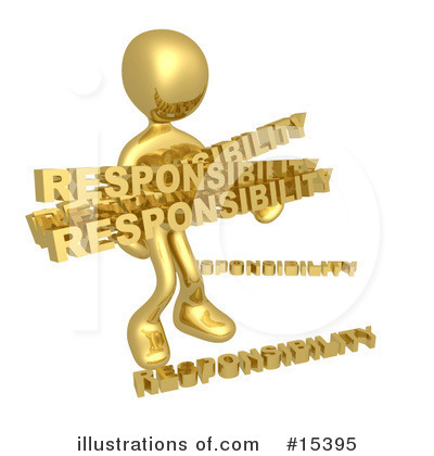 Responsibility Clipart.
