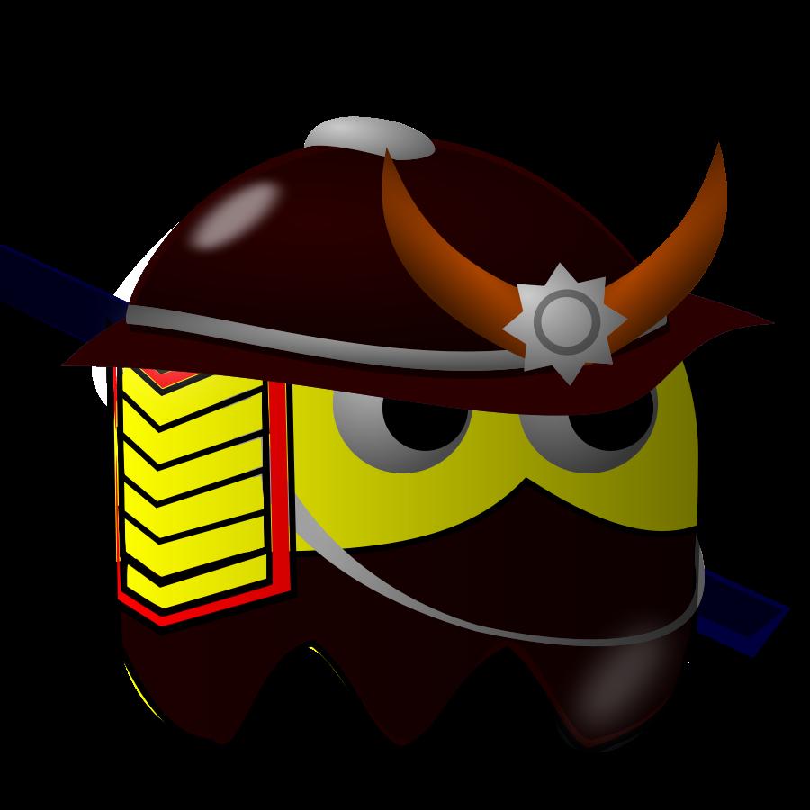 Padepokan: Samurai Sensei Clipart, vector clip art online, royalty.