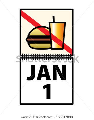 New Year Resolution.