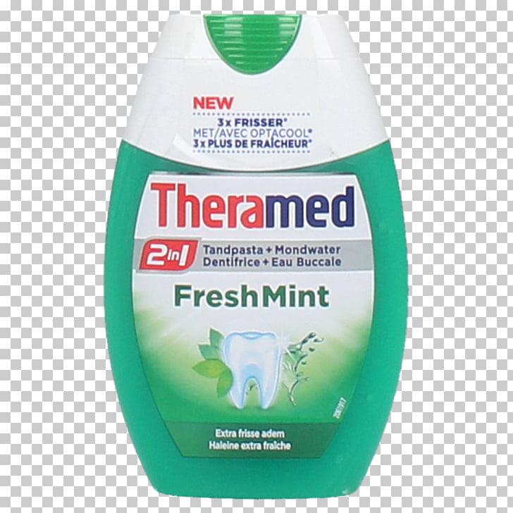 Mouthwash Sensodyne Complete Protection Toothpaste.