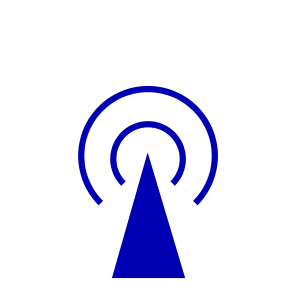 Wireless sensor Clipart, vector clip art online, royalty free.