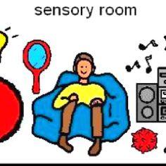 Sensory Clip Art.
