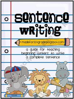 spin a sentence (adjective, verb, noun) Idea for whole group.