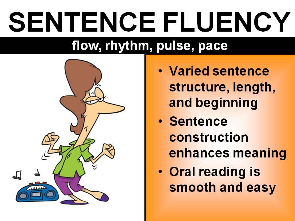 Sentence Fluency on emaze.