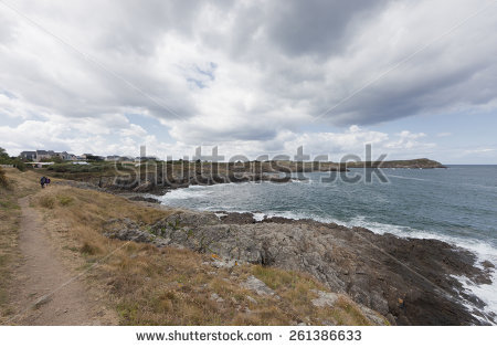 Headland Rocky Shore Stock Photos, Images, & Pictures.