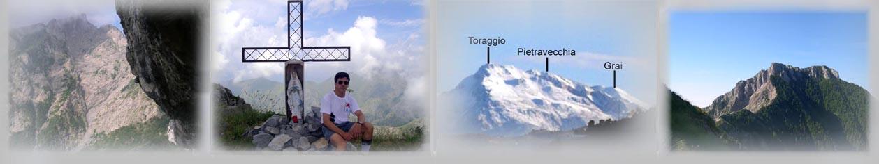 Monte Toraggio.