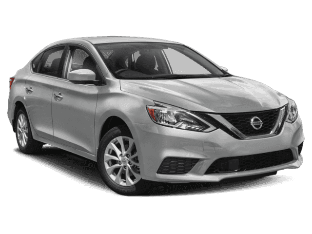 New 2019 Nissan Sentra SV FWD 4D Sedan.