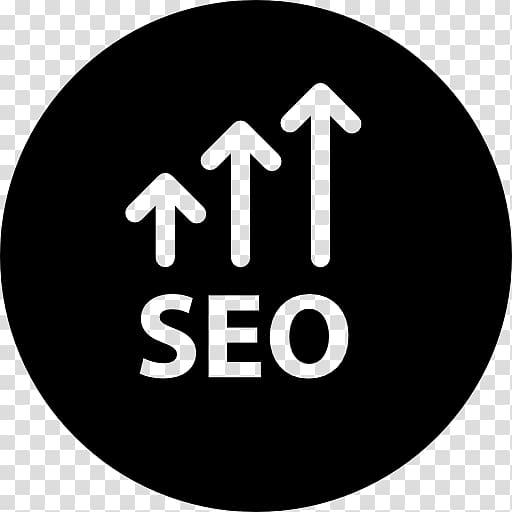 Search Engine Optimization Digital marketing Symbol Logo.