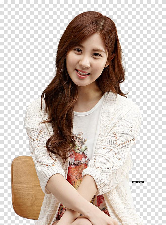 SNSD Seohyun transparent background PNG clipart.