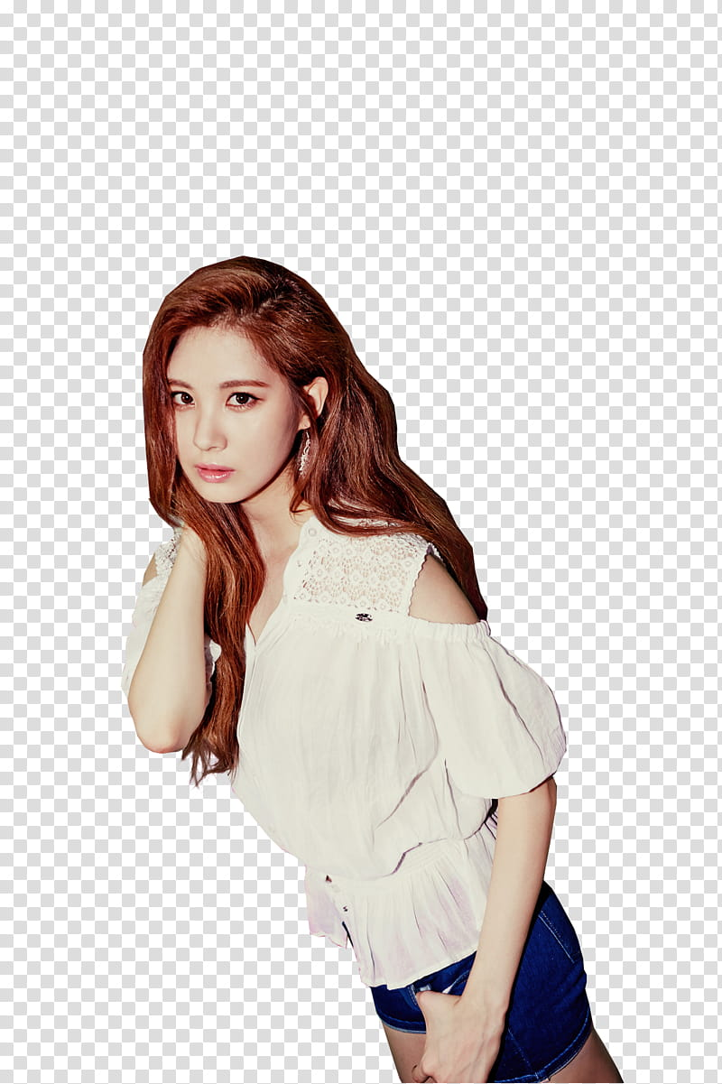SeoHyun Girls Generation transparent background PNG clipart.