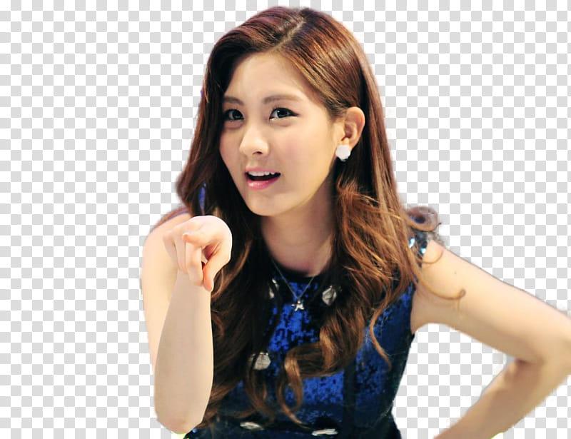 Seohyun Cut transparent background PNG clipart.
