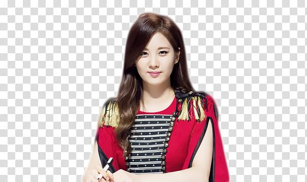 Seohyun transparent background PNG clipart.