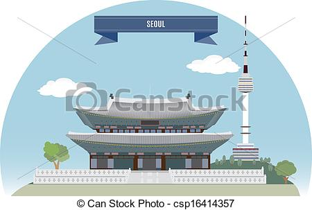 Seoul Illustrations and Clip Art. 1,185 Seoul royalty free.