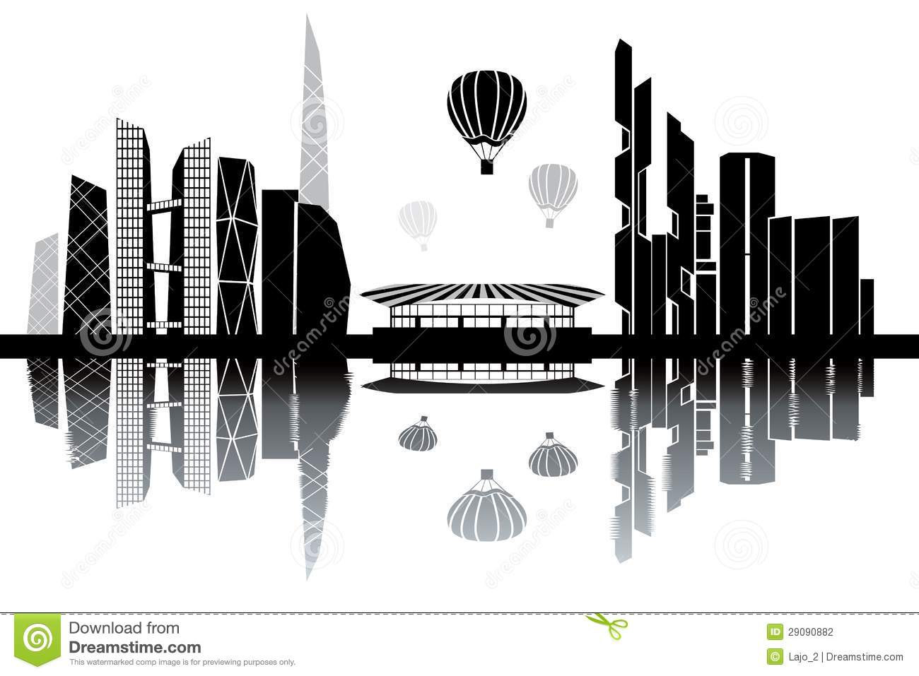 Seoul Stock Illustrations.