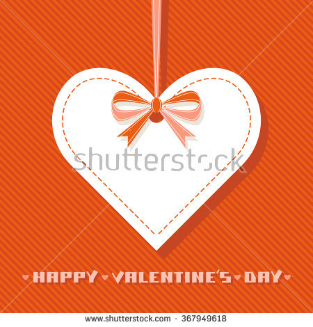 Valentines Tags Stock Photos, Royalty.