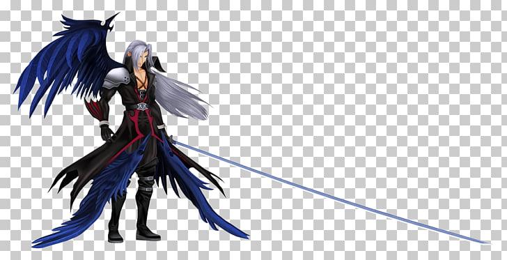 Final Fantasy VII Kingdom Hearts II Sephiroth Cloud Strife.