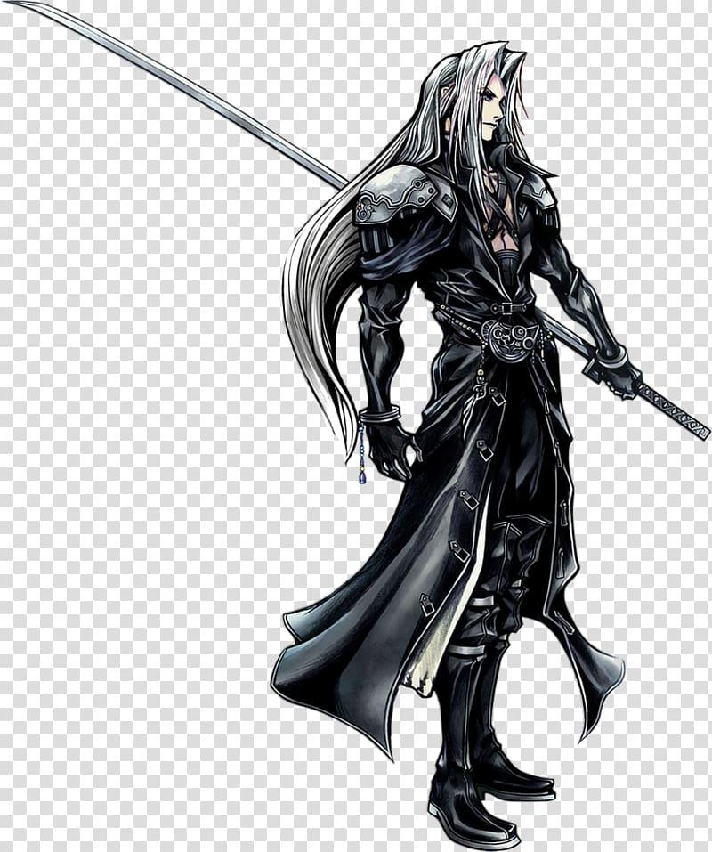 Dissidia Final Fantasy Final Fantasy VII Sephiroth Cloud.