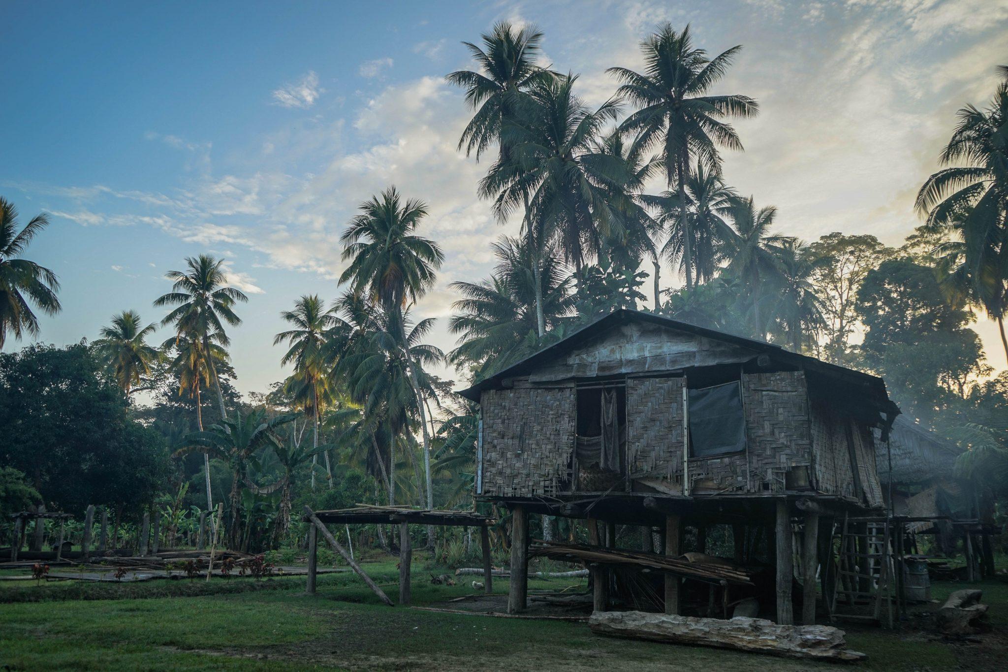 Haus Tambaran Ruin, Papua New Guinea 2019.