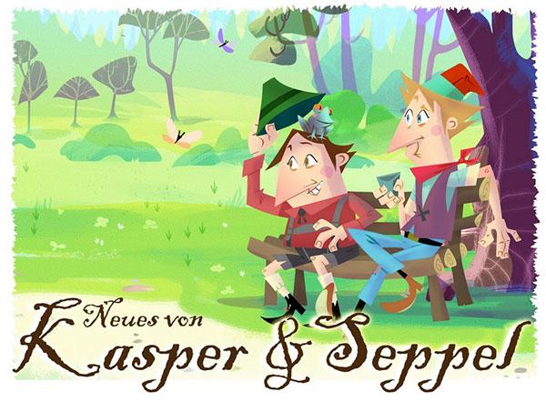 Kasper & Seppel.