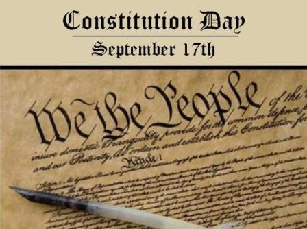 50 Beautiful Greetings Pictures And Photos of Constitution Day America.