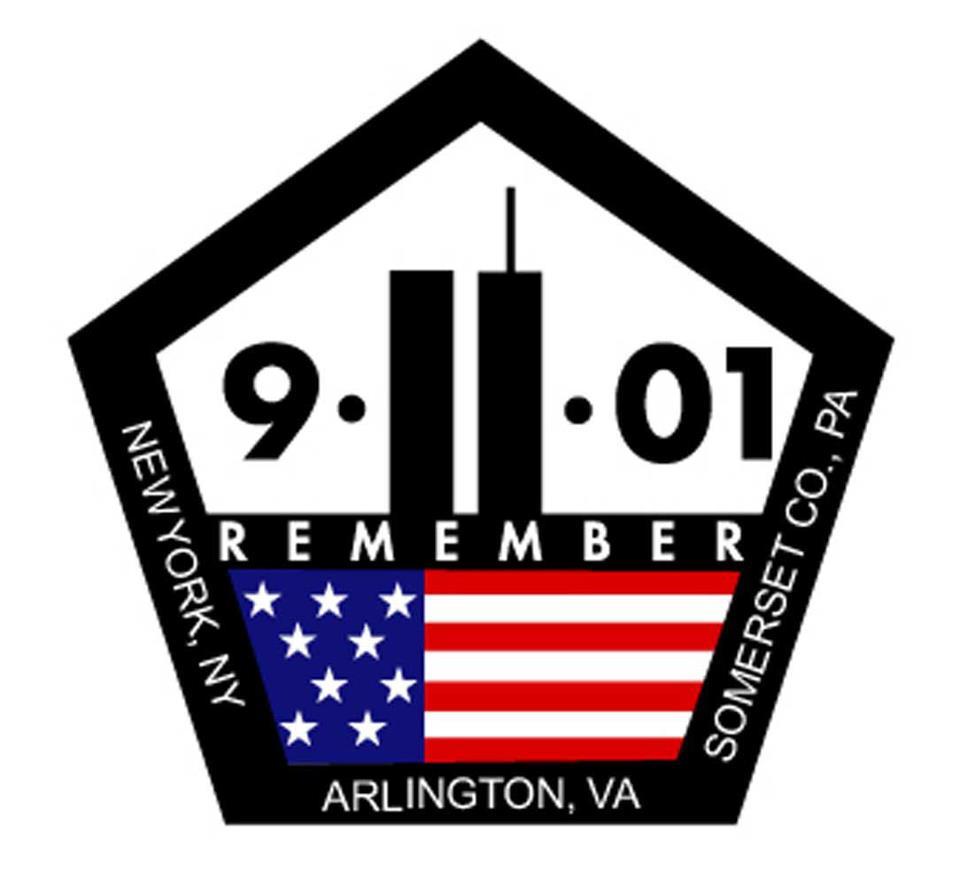 Remember september 11 clipart.