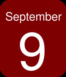 September 9 clip art at vector clip art image #12969.