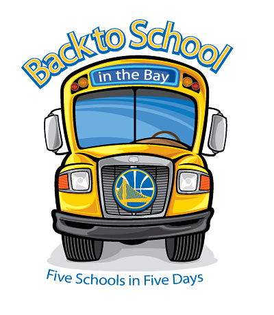 Back to School in the Bay 2013.