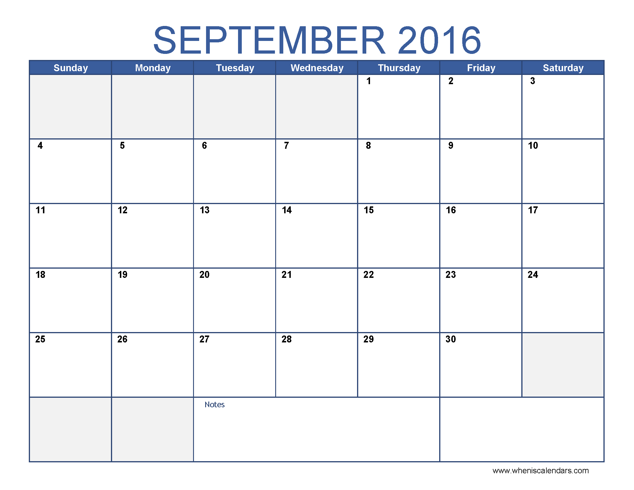 Disney clipart september calendar 2016.