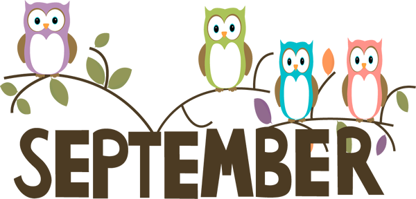 Hello September Clipart on Pinterest.